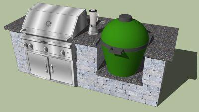 RuderBBQ 3D