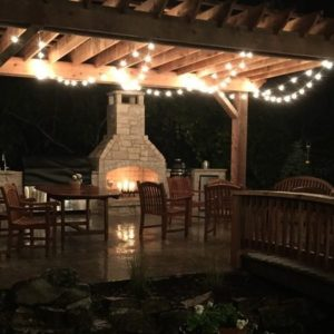 Outdoor Lighting – Timberline Landscapes