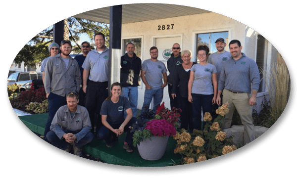 Timberline Landscapes Team